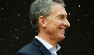 "Mauricio Macri: ""many say that it should not be me that Cristina complete dam"""