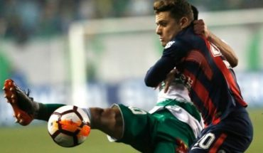 Navarro was figure and San Lorenzo lost 1-0 with Temuco, but passed in the South American