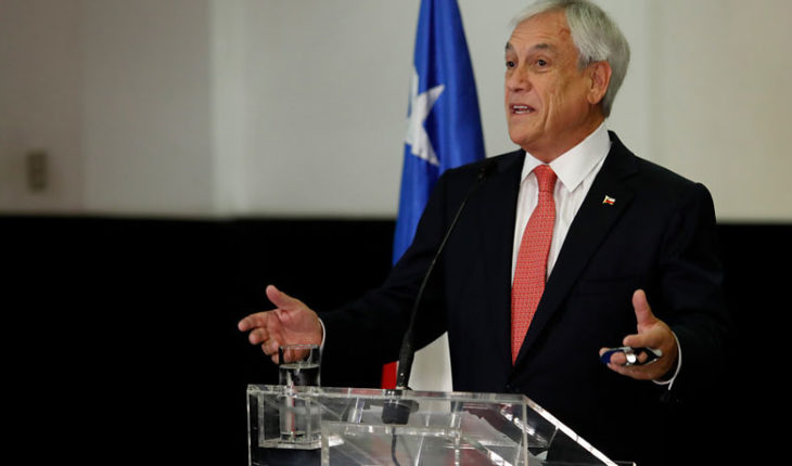 """Piñera by Scicluna to the public prosecutor's report: """"the courts can make no distinction"""""""