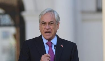 "Piñera following the death of Kofi Annan: ""the world lost a tireless fighter"""