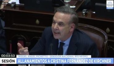 "Pichetto spoke after Cristian and replied: ""Stay quiet that you will be able to be a candidate"""