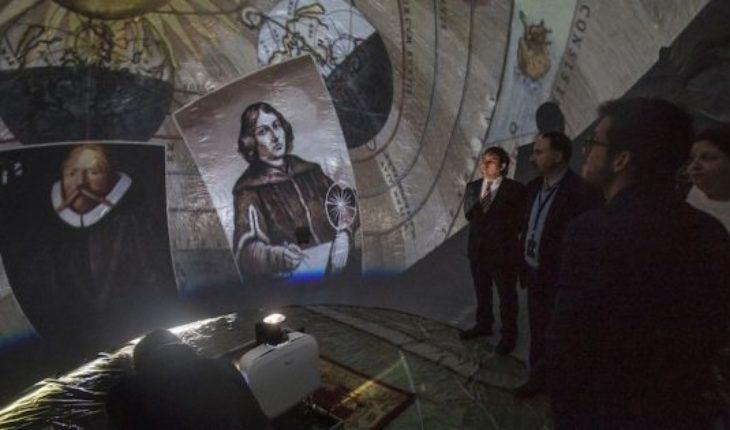 Planetario móvil viaja al Maule para celebrar la fiesta de la astronomía y la cultura