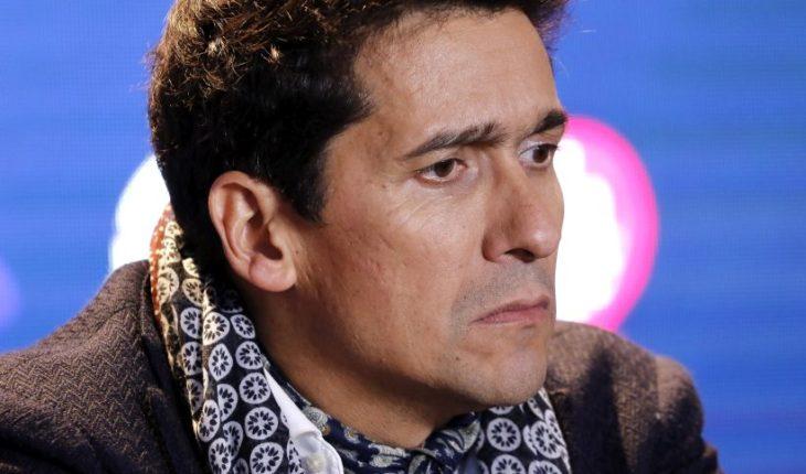 Rafael Araneda recordó cuando fue acosado por un ex jefe