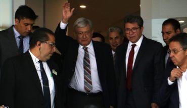 Ricardo Monreal provides clipping thousand 500 million pesos in the Senate