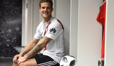 Scandal in River by Zuculini: he played 7 matches suspended and Conmebol could act ex officio