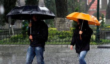 Se esperan tormentas fuertes en Nayarit, Jalisco, Colima, Michoacán, y Guerrero