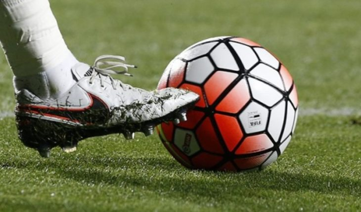 Shake the powerful soccer