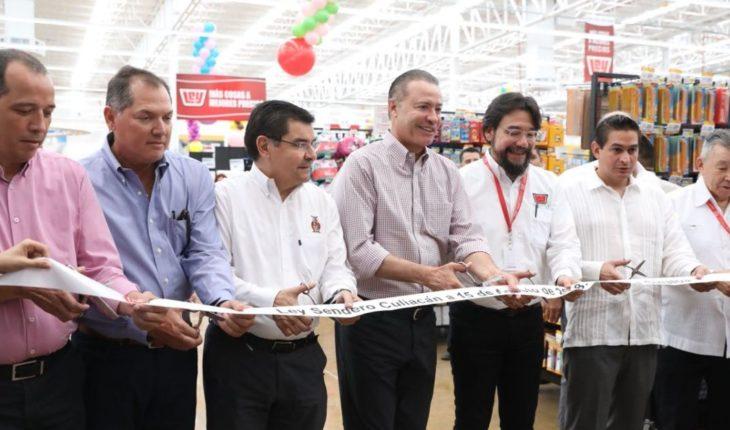 Sinaloa, a fertile ground for investment: Quirino