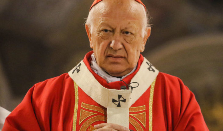 The Declaration of how accused of cover-ups of abuse Ezzati was suspended in the Church