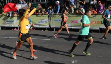 Tips to eat and hydrate yourself well before and after the marathon of the CDMX
