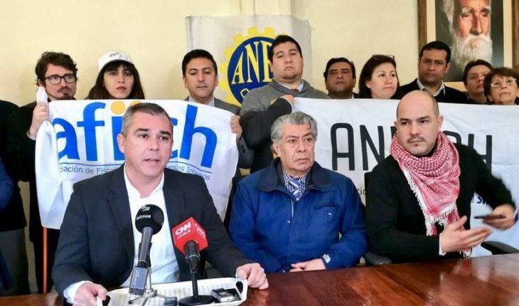 Trabajadores del SII convocaron a un paro nacional para este miércoles