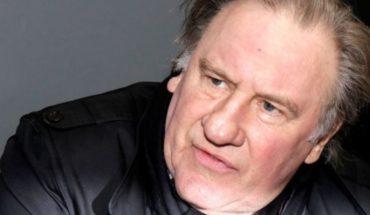 Una actriz francesa de 22 años denuncia a Gérard Depardieu de violación y agresión sexual