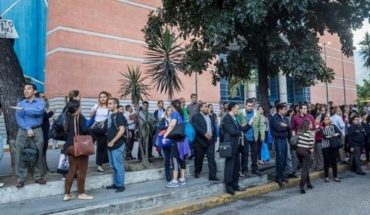 Venezuela suffered an earthquake of 6.3 degrees was also felt in Colombia