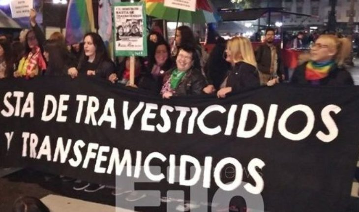 What is the law of labor quota, which takes up the struggle of the militant Diana Sacayán trans?