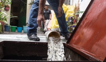 desabasto de agua en CDMX