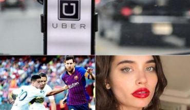 Young girl abused by a driver of Uber, Barcelona thrashed mouth, Eva de Dominici separate, Angelici scandal, and much more...