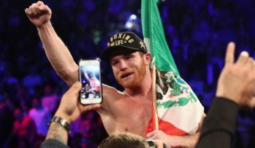 ¡ Viva México! Canelo vence a Golovkin en Las Vegas