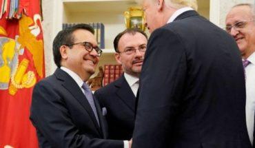 ¿Renegociación de dos?, EU ve acuerdo del TLC solo con México