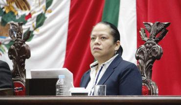 """""""Autoridades locales deben trabajar de la mano con los ciudadanos"""", señala diputada perredista"""