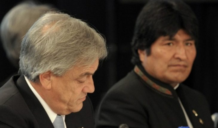 """""""Falta de optimismo"""": Así interpreta la delegación boliviana la ausencia de Ampuero en La Haya"""