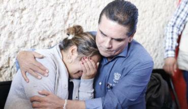Urge Reginaldo Sandoval al gobierno de Michoacán, atender de inmediato a los afectados en Peribán