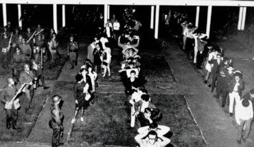 1968: Díaz Ordaz ordena el asalto militar de CU