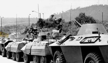 1968: El Ejército desocupa CU