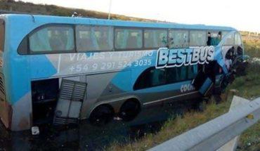 3 muertos y más de 20 heridos en un accidente de ómnibus en Corrientes