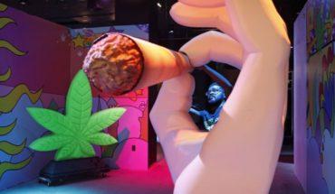 Abre museo de cannabis en Las Vegas, ideal para red social