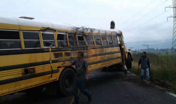 Accidente en Churintzio, Michoacán, deja 19 heridos