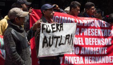 Activista desaparecido denunció a perredistas