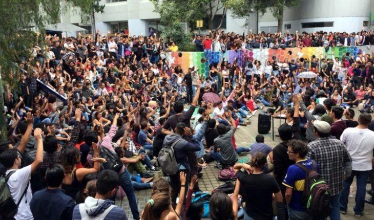 Acuerdan en UNAM otro paro de 48 hrs