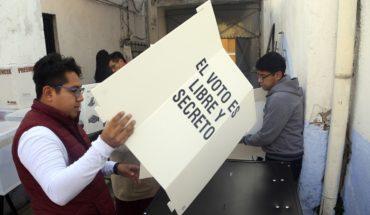 Acusan embarazo virtual de urnas en elección en Puebla