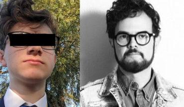 Adolescente británico acusa al cantante Aleks Syntek de acoso