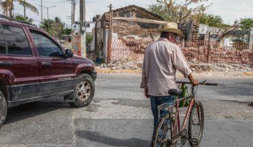 Adolescentes muestran a Juchitán en fotos tras sismo