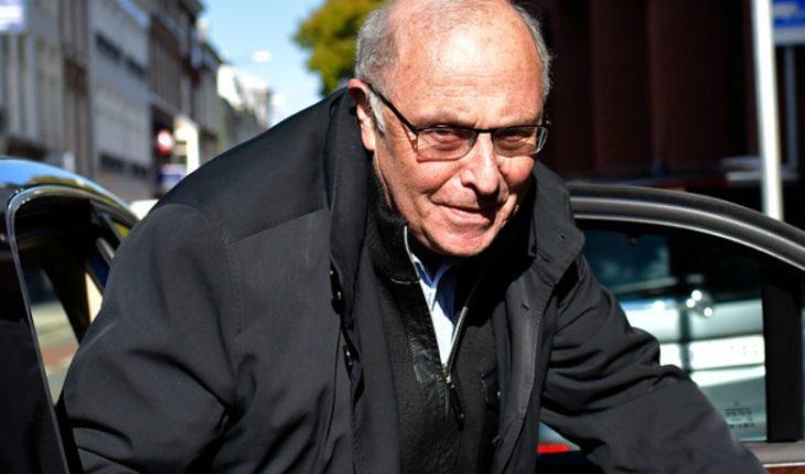 Agente chileno Claudio Grossman llegó a La Haya para asistir al fallo de la Corte Internacional de Justicia