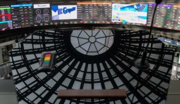 Agosto cierra con bajas: Bolsa Mexicana de Valores