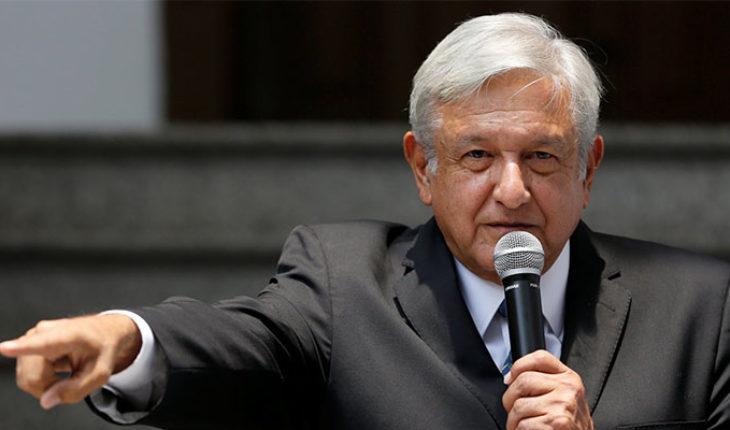 Alistan iniciativa de ley para delegados de López Obrador