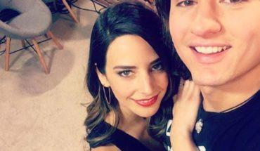 """Amigos de Toarii confirman su relación con Daniela Castillo: """"El amor está recién naciendo"""""""