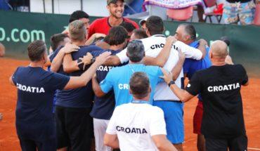 Anécdota histórica: Por primera vez se repite la final de la Copa del Mundo en la Copa Davis