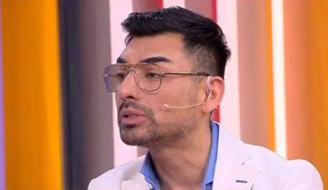 """Andrés Caniulef reapareció en TV y habló sobre su depresión: """"No podía dormir porque tenía pánico"""""""