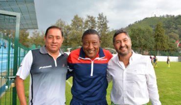 Anuncia presidente de Pátzcuaro regreso del fútbol en tercera división al municipio