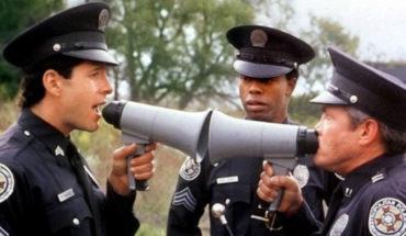"""Anuncian el regreso de """"Locademia de Policía"""" a 24 años de la última película"""