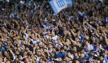 Aprevide confirmó hinchada visitante para el partido entre Lanús y Racing
