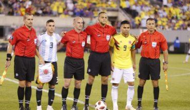 Argentina y Colombia empatan sin goles en amistoso de pocas emociones
