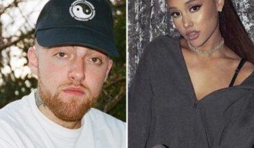 Ariana Grande se despidió de Mac Miller con un emotivo mensaje