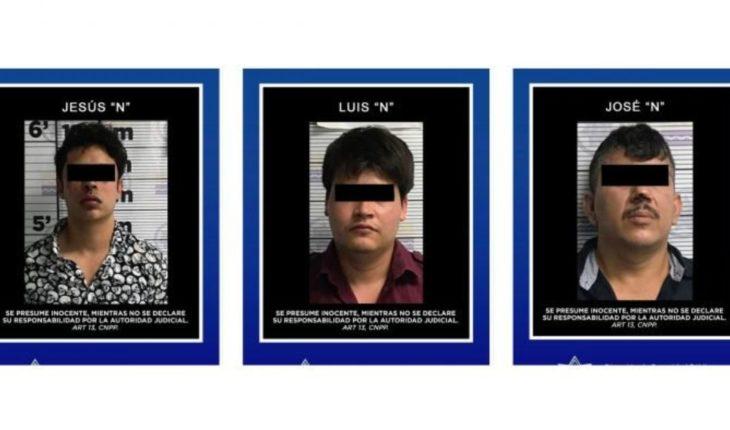 Arrestan a presuntos responsables de balacera en bar de Rosarito