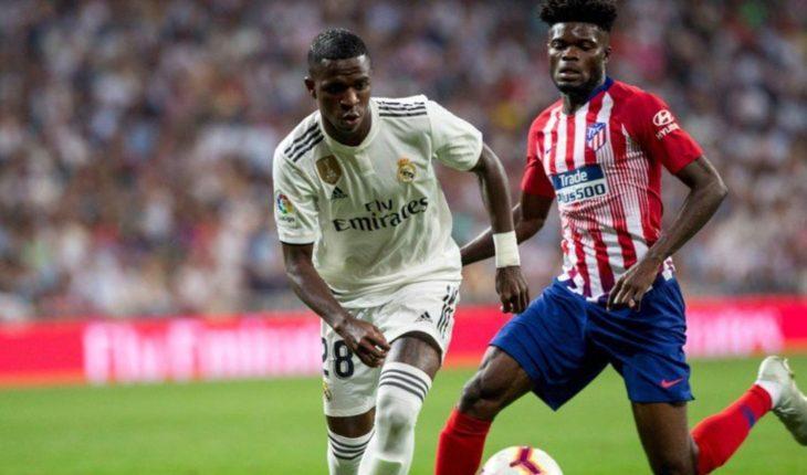 Así fue el debut de Vinicius Jr. con el Real Madrid