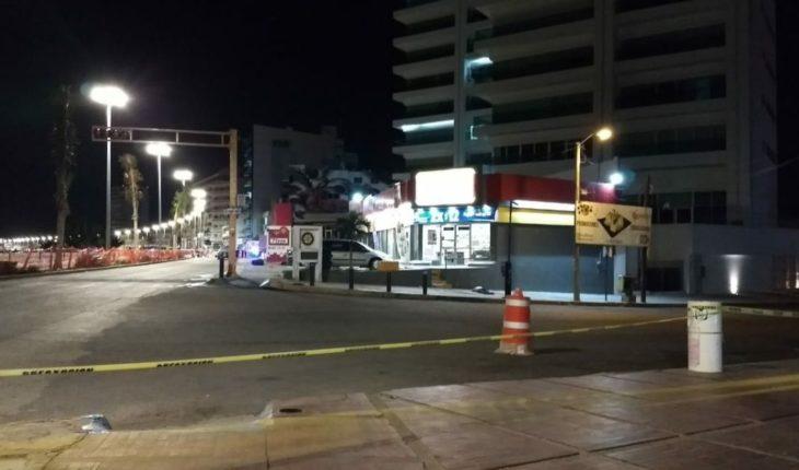 Asesinan a balazos a dos hombres en Avenida del Mar