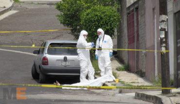 Asesinan a balazos a joven en la colonia Reforma en Morelia, Michoacán